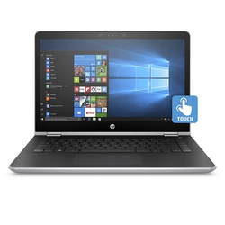 HP Pavilion x360 14-inch Convertible Laptop, Intel Core i7-8250U Processor, 8 GB RAM, 256 GB Solid-State Drive, Windows 10 Home
