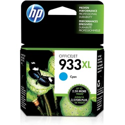 HP Ink Cartridge 933 XL Cyan