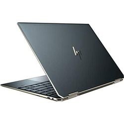 "HP Spectre x360 13t Gem Cut with 13.3"" 2 in 1(i7 8565U, FHD IR Cam, HP Pen, Windows 10 PRO Upgrade,HP Worldwide Waranty(16G+512G SSD, Poseidon Blue)"