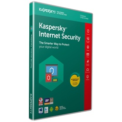 Kaspersky Internet Security 2019  3+1 Devices  1 Year  PCMacAndroid  Activation Code Inside