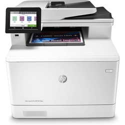 HP Color LaserJet Pro Multifunction M479fdn Laser Printer.