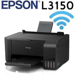 Epson EcoTank L3150 WiFi All in One Ink Tank Printer