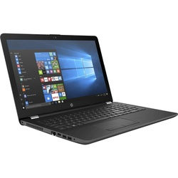 HP 15 BS151nia Intel core i3 4GB RAM 500GB HDD Win 10 15.6  Black