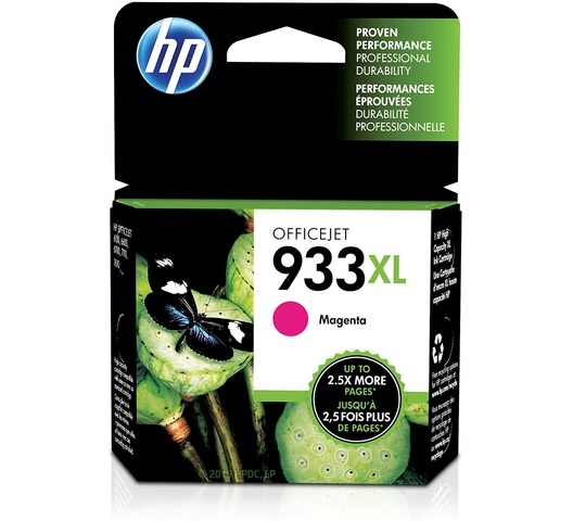 HP Ink Cartridge 933 XL Magenta