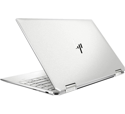 "HP Spectre x360 13-aw0013dx 2in1 Gem Cut Laptop, 13.3"" FHD (1920x1080) IPS BrightView WLED Multi Touch Screen, Intel Core 10th Gen i7-1065G7 (up to 4 GHz), 8GB RAM, 512 SSD, FHD OLED 4KDisplay IR Webcam, HP Pen, Windows 10 home"
