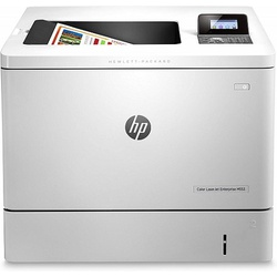 Brand new HP color Laserjet Enterprise printer m553DN