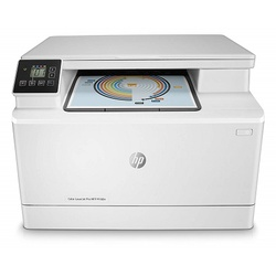 Brand new HP color Laserjet Pro MFP 182N