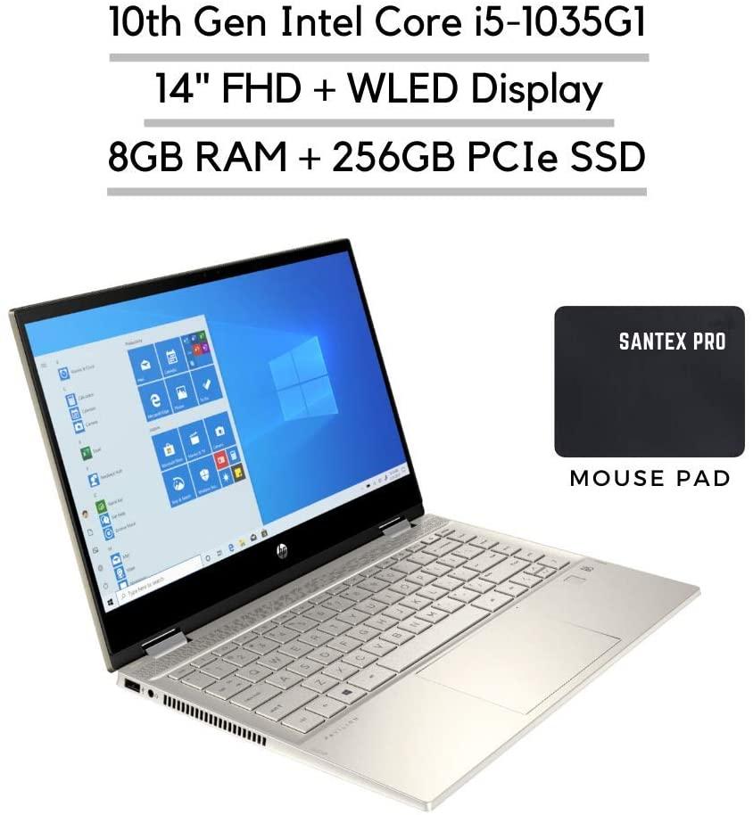 Hp Pavilion X360 14 Cd2053cl Laptop 10th Gen Core I5 8gb 256gb Ssd Win10 Nairobi Computer Shop