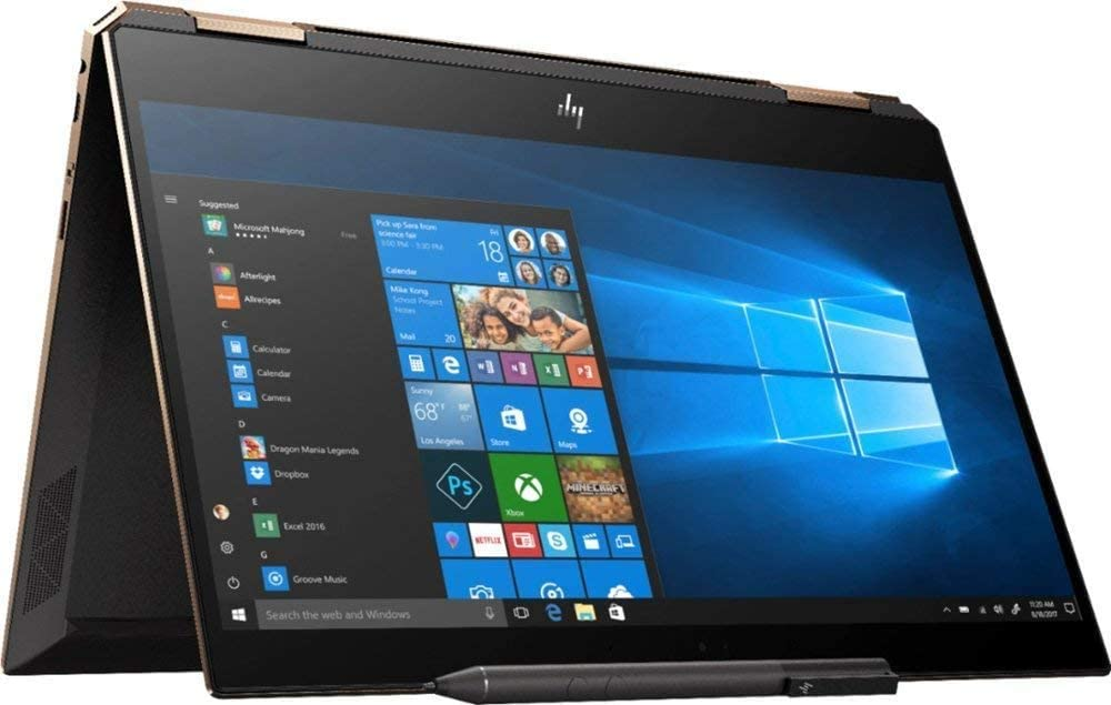 Hp Spectre X360 13 Aw0023dx 2in1 Gem Cut Laptop 13 3 Fhd 1920x1080 Ips Brightview Wled Multi